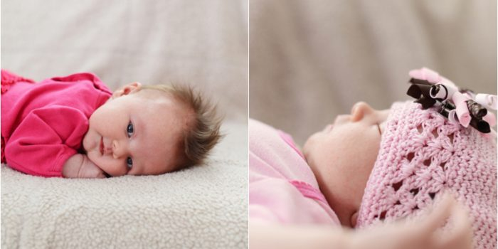 Stella // One Month | North Grafton, MA Newborn Photographer