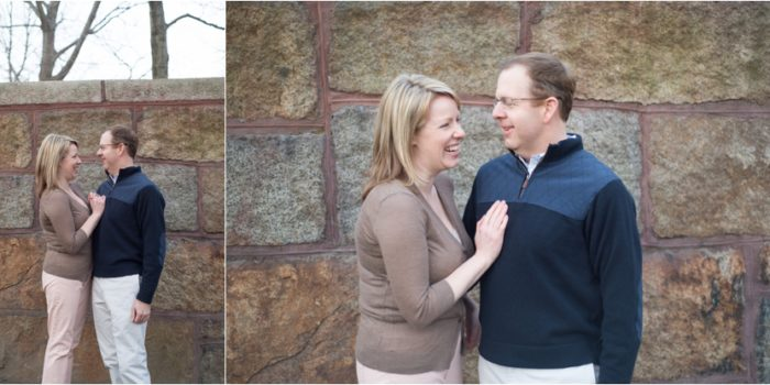 Sarah + Greg // Boston Engagement Photography