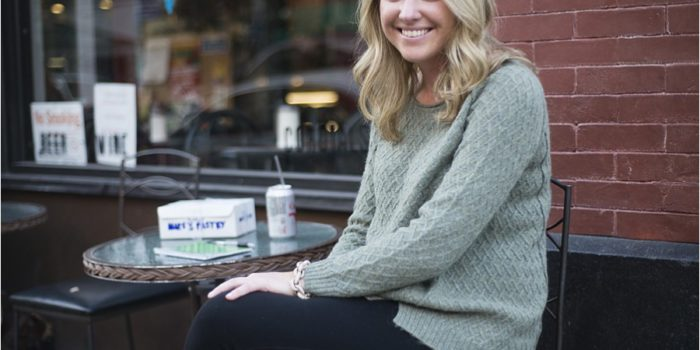 Kelsey in the North End | Blogger Signature Experience