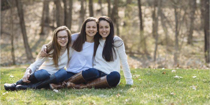 Johnston Family Mini Session | Wellesley Family Photography