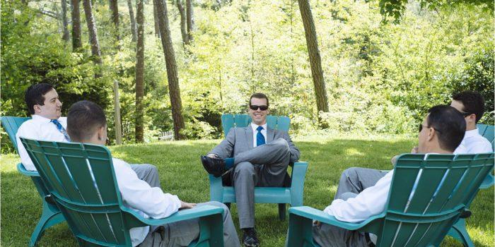 Rebecca + Chris // Married! | Overbrook House, Bourne, MA