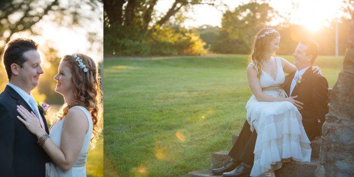 Julianne+Mark // Married! | Rhode Island Wedding Photographer