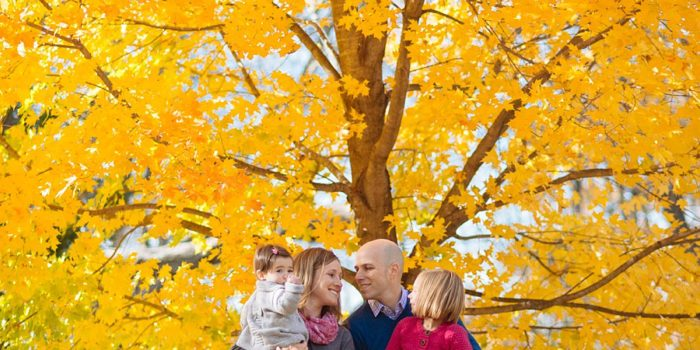 Schwartz Fam // Wellesley Family Photography