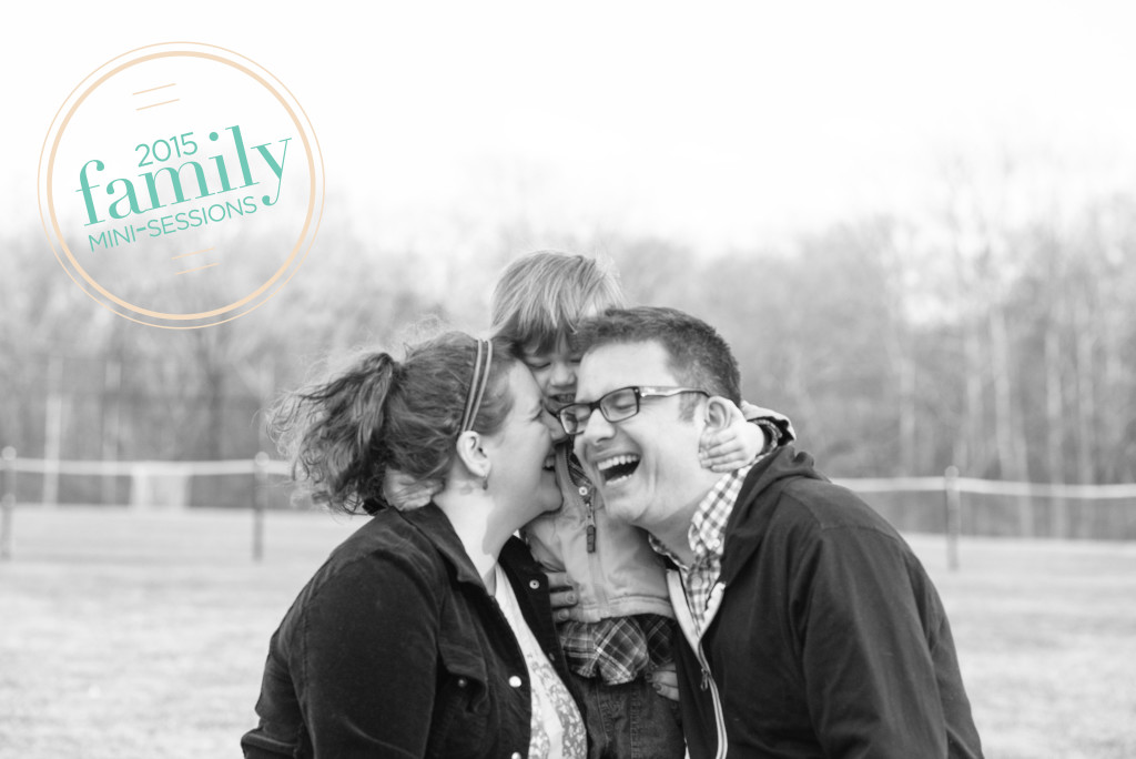 Spring 2015 Family Mini-Sessions