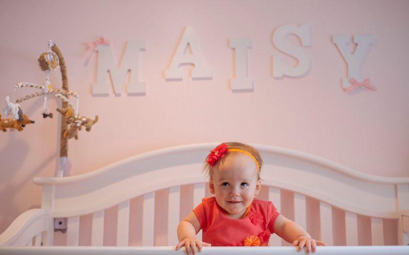 Maisy Turns One! // Boston Family Photographer