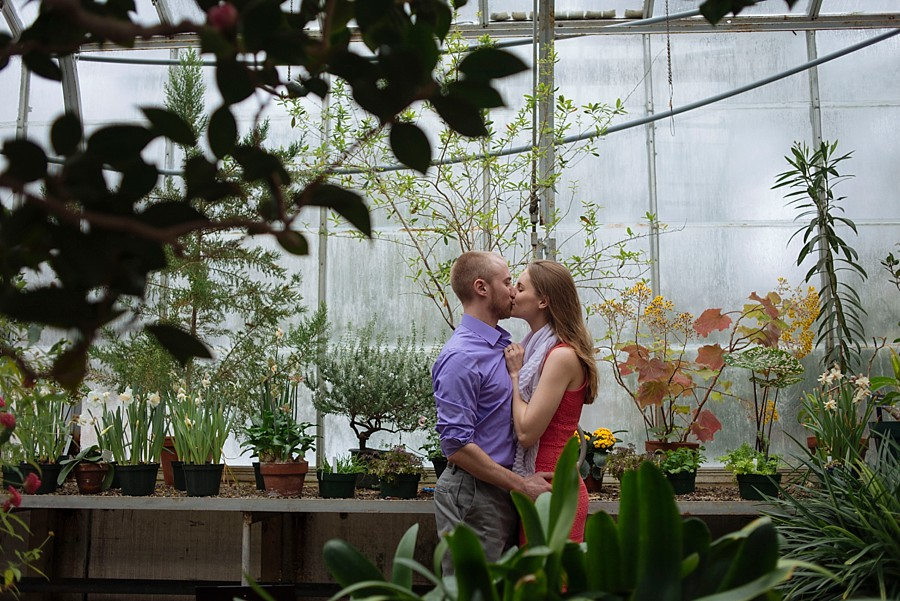 Sam andrew engaged wellesley college botanical garden stephanie rita photography for Wellesley college botanic gardens