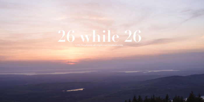 26 while 26 | Personal