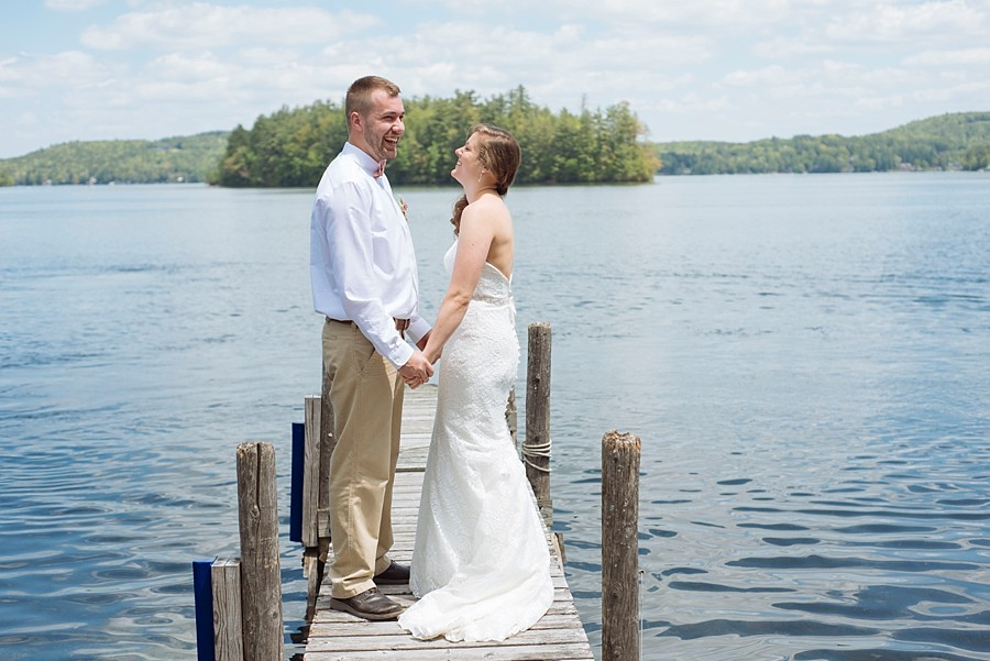 New Hampshire Wedding | Spofford Lake Wedding | Stephanie Rita Photography_0033