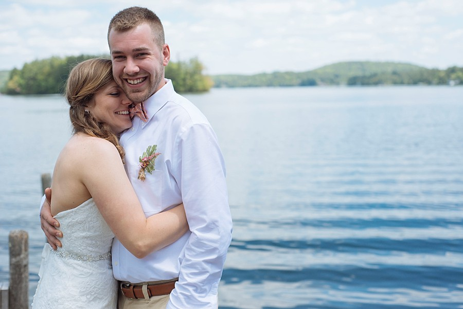 New Hampshire Wedding | Spofford Lake Wedding | Stephanie Rita Photography_0034