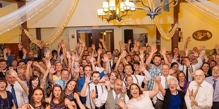 Lindsey + Seth // Married! | New Hampshire Wedding Photography