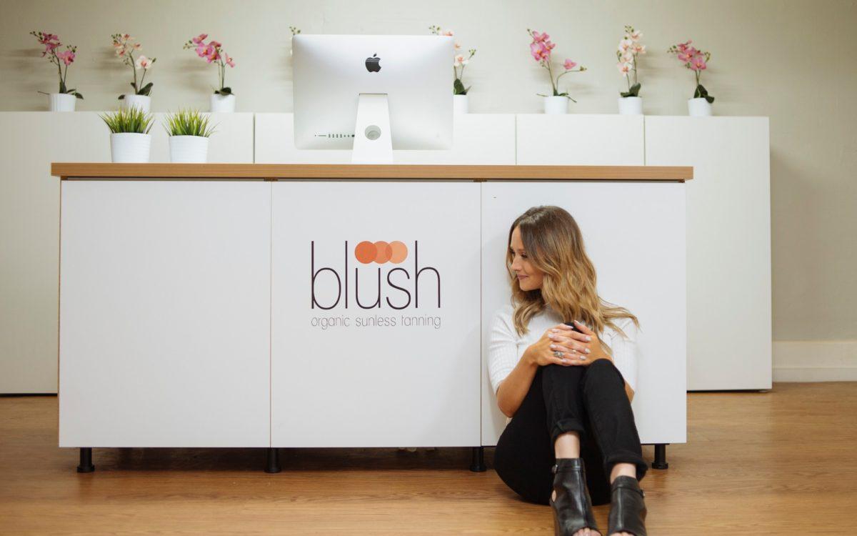 Signature Experience | Christina of Blush Tan Wellesley