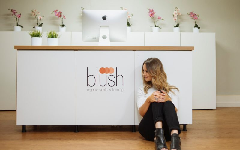 Signature Experience | Christina of Blush Tan Wellesley