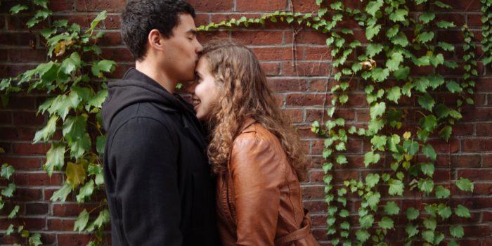 Erica + Greg // Engaged | Beacon Hill Engagement Photos