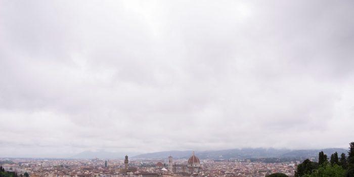 Exploring Florence!