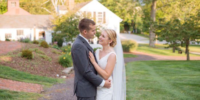 Katie + Alex // Married! | Barn at Wight Farm Wedding - Sturbridge, MA