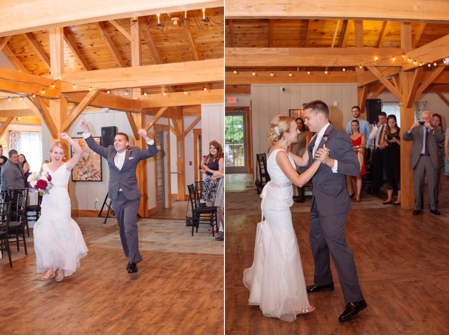 Katie + Alex // Married! | Barn at Wight Farm Wedding ...