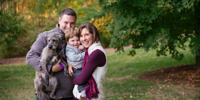 P Family | Natick MA Family Photography
