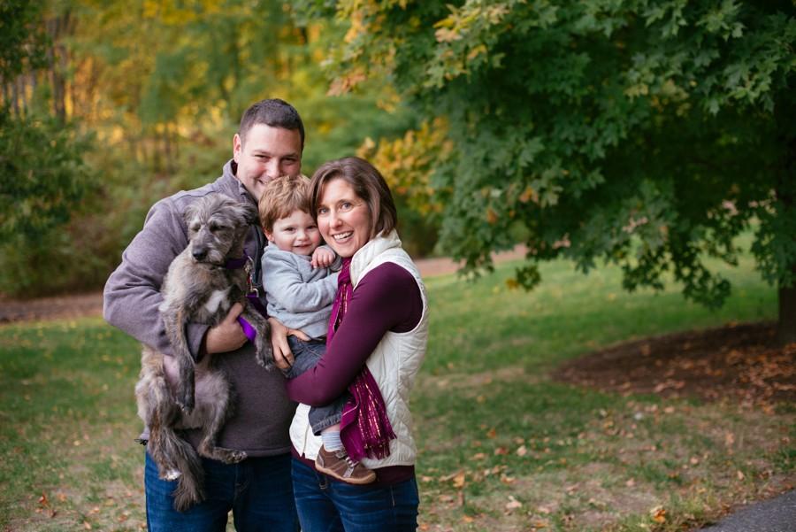P Family   Natick MA Family Photography