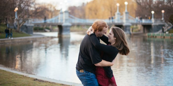 Jura + Brendan | Engaged! | Boston Engagement at Fenway Park