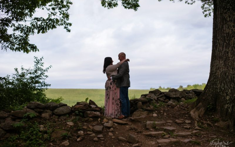 Katie + Ryan | Moore State Park Engagement Session