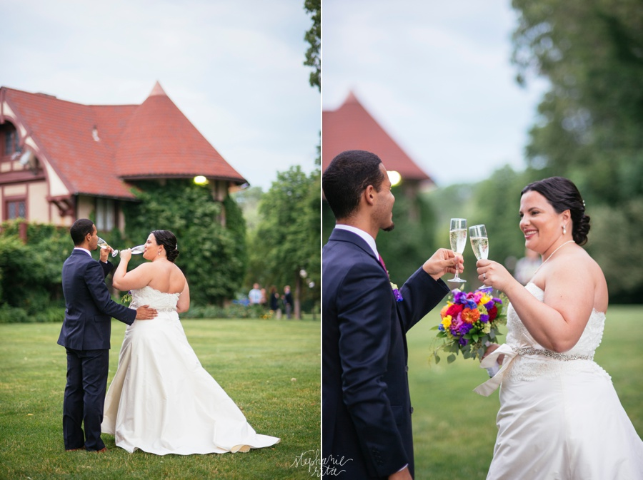 Stephanie clemente wedding